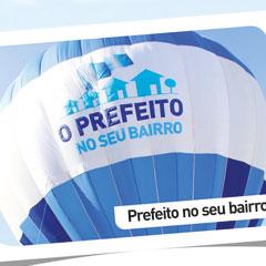 Prefeitura de Barueri - Campanha de Aniversário (Outdoor)