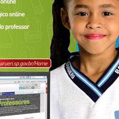 Prefeitura de Barueri - Campanha Educação Novo Portal (Jornal)