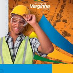 Prefeitura de Varginha - Campanha Prestação de Contas (Folheto)