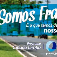 Prefeitura de Franca - Campanha de Valorização (Outdoor)