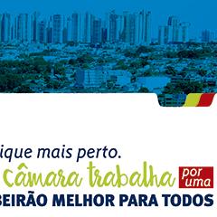 Câmara de Ribeirão Preto - Papel da Câmara (Spot)