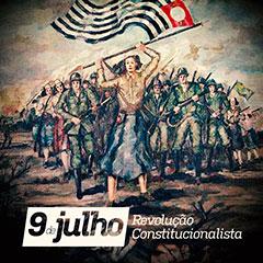 Câmara de Ribeirão Preto - 9 de julho (Facebook)