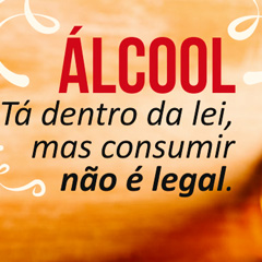 Câmara de Varginha - Álcool (Facebook)