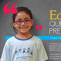 Prefeitura de Franca - Educação (Spot)