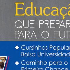 Prefeitura de Franca -  Educa��o (Mini Outdoor)