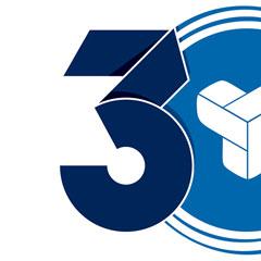 Construtora Pagano - Logo Comemorativo 30 anos