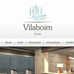 Construtora Pagano - Hotsite Vilaboim
