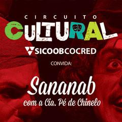 Sicoob Cocred - Cartaz Circuito Cultural