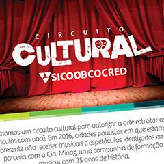 Sicoob Cocred - Aba Facebook Circuito Cultural