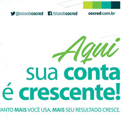 Sicoob Cocred - Revista Conta Crescente